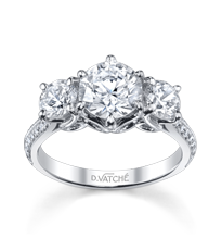 vatche traditional - Traditional Wedding Rings