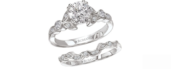 Monique of Switzerland Jewelers Moniques White Diamonds Twin